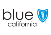 Blue California Shield logo